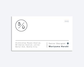 欧米名刺サイズ/89×51mm